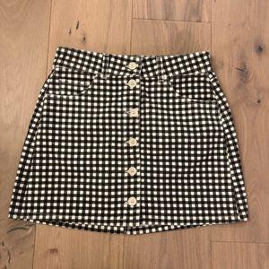 Reformation Skirts - Reformation bianca skirt size 27